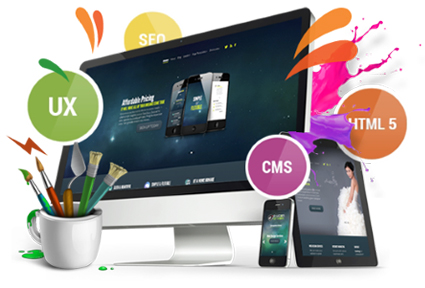 professional web design company in Mumbai