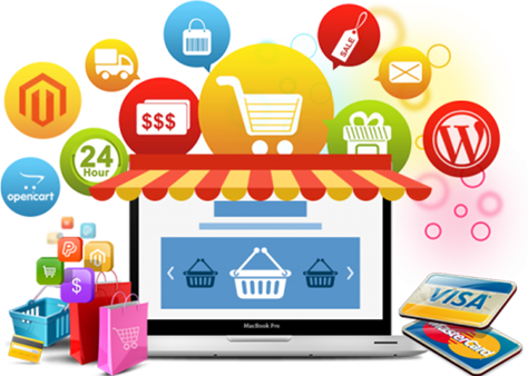 e-commerce website development services in Mumbai