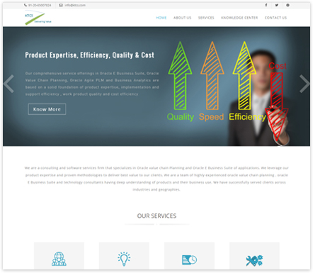 joomla web design company in Mumbai