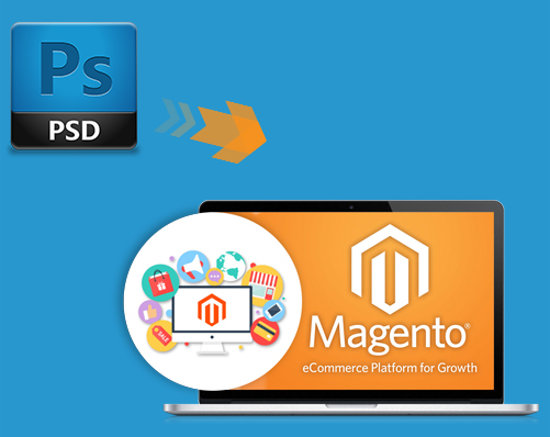 psd to magento conversion services in Mumbai