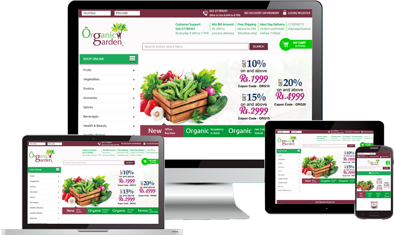 professional psd to magento conversion in Mumbai