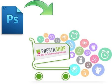 psd to prestashop conversion services in Mumbai