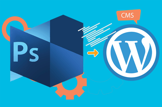 psd to wordpress conversion services in Mumbai