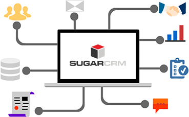 sugarcrm application development services in Mumbai