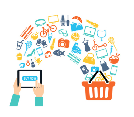 ecommerce web design and development